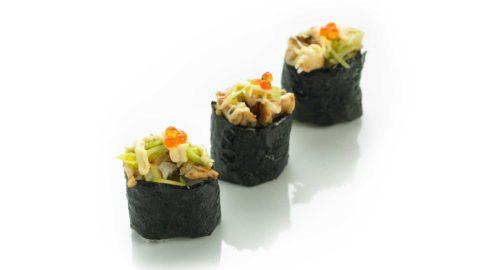 Gunkan Kveite Nishi Sushi Oslo