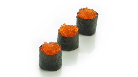 Gunkan- Lakserogn Nishi Sushi Oslo