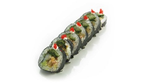 Futo Maki - Jalapeno Futo Maki Sushi