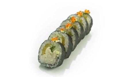 Futo Maki - Kongekrabbe Futo Maki Sushi