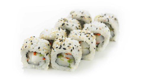 Ura Maki - Limed Kamskjell Kami Sushi