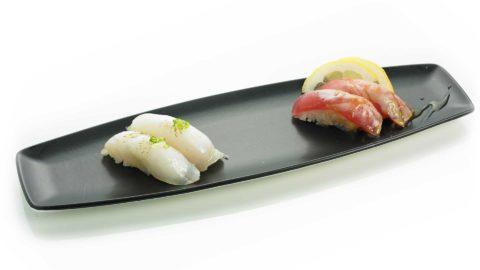 Nigri Spesial Kveite Tunfisk Nishi Sushi Oslo