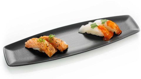 Nigri Spesial Laks Kveite Nishi Sushi Oslo
