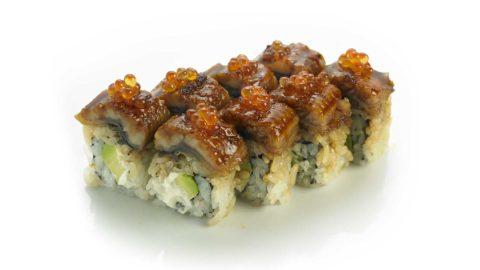 Nishi Unagi Special Maki Sushi