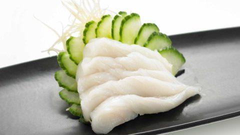 Sashimi Kveite Nishi Sushi Oslo