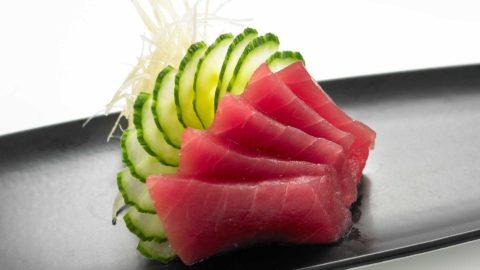 Sashimi Tunfisk Nishi Sushi Oslo