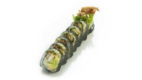 Futo Maki - Softshell Crab Futo Maki Sushi