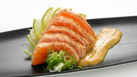 Tataki Laks Nishi Sushi Oslo