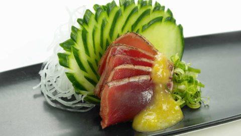 Tataki Tunfisk Nishi Sushi Oslo