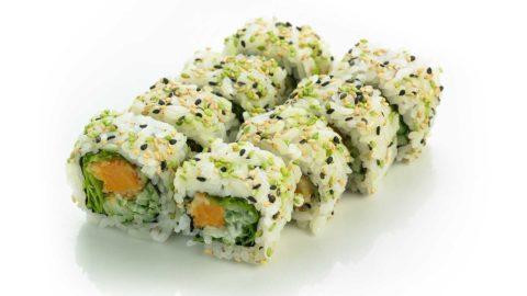 Vegetar Maki Sotpotet Nishi Sushi Oslo