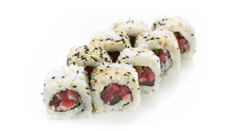 Ura Maki - Chopped Tuna Maki Sushi