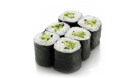 Hoso Maki - Kappa Maki Sushi