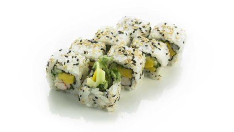 Ura Maki - Nishi Koriander Sushi