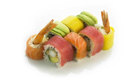 Nishi Special Maki Sushi
