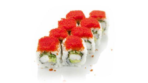 Ura Maki - Scampi Calafornia Sushi